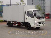 Foton Ollin BJ5049Z9BD6-C insulated box van truck