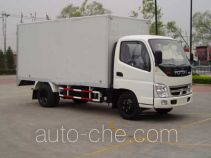Foton Ollin BJ5049Z9BW6-A insulated box van truck