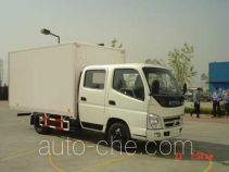 Foton Ollin BJ5049Z9DW6-A insulated box van truck