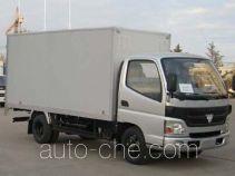 奥铃牌BJ5050VBBE8-A型厢式运输车