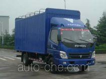Foton BJ5051VBBFA-1 soft top box van truck