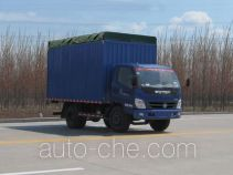 Foton BJ5051VBBFA-1 soft top box van truck