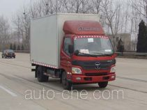 Foton BJ5051XBW-S1 insulated box van truck