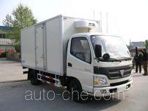 福田牌BJ5051ZBBD6型冷藏车