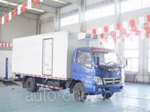 Foton BJ5051ZBBEA refrigerated truck