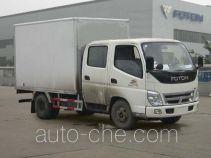 奥铃牌BJ5059V7DE6-LE型厢式运输车