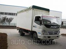 Foton BJ5059VBBEA-A4 soft top box van truck