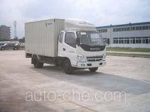 奥铃牌BJ5059VBCE6-KE型厢式运输车