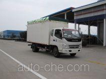 Foton BJ5059VBCEA-A4 soft top box van truck