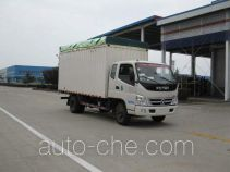 Foton BJ5059VBCEA-A4 soft top box van truck