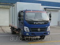 Foton BJ5059XXY-BA box van truck