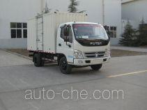 Foton BJ5059XXY-BB box van truck