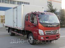 Foton BJ5059XXY-F1 box van truck