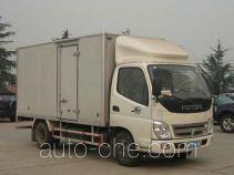 奥铃牌BJ5061VBBFA-A1型厢式运输车