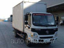 Foton BJ5061XXY-FD box van truck