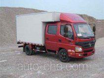 Foton BJ5061XXY-FF box van truck