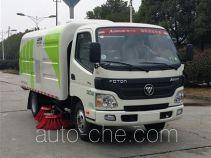 福田牌BJ5062TSLE4-H1型扫路车