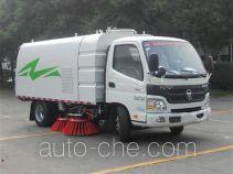 福田牌BJ5062TSLE5-H1型扫路车
