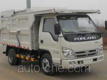 Foton BJ5062ZDJE5-H4 стыкуемый мусоровоз с уплотнением отходов