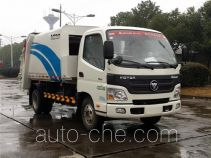 Foton BJ5062ZYSE4-H1 garbage compactor truck