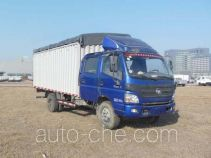 Foton BJ5069CPY-F5 soft top box van truck