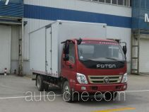 Foton BJ5069VBBED-FB box van truck