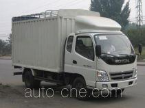 Foton Ollin BJ5069VBCEA-C5 soft top box van truck