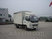 Foton Ollin BJ5089VCCFG-D2 soft top box van truck