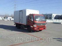 Foton BJ5069VCBEA-FB box van truck