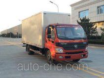 Foton BJ5049XXY-F6 box van truck