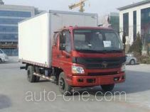 Foton BJ5069VDCD6-FC box van truck