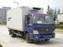 Foton BJ5069XLC-FB refrigerated truck