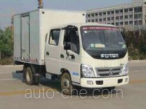 Foton BJ5069XXY-DA box van truck