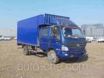 Foton BJ5069XXY-F5 box van truck