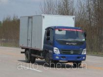 Foton BJ5069XXY-FB box van truck