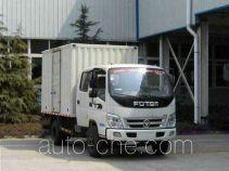 Foton BJ5049V8DEA-FC box van truck