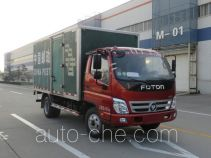 Foton BJ5069XYZ-F1 postal vehicle