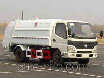 Foton BJ5071TCAEV-1 электрический мусоровоз с уплотнением отходов