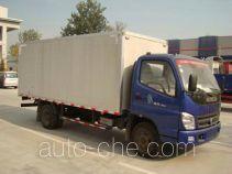 Foton BJ5071XBW-S insulated box van truck