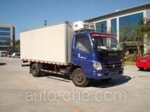 福田牌BJ5071XLC-S型冷藏车