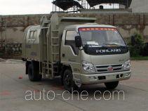 福田牌BJ5072ZLJ-G2型自卸式垃圾车
