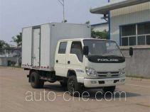 福田牌BJ5073VEDEA-A型厢式运输车