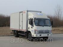 福田牌BJ5073XXY-B2型厢式运输车
