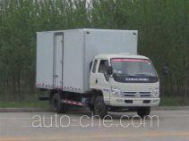 Foton BJ5073XXY-C box van truck