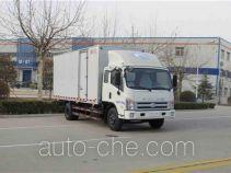 Foton BJ5073XXY-C1 box van truck