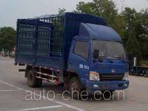 北京牌BJ5074CCY15型仓栅式运输车