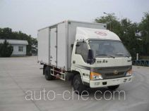 北京牌BJ5040XXY1M型厢式运输车
