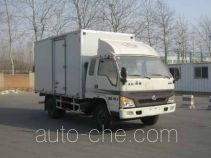 北京牌BJ5044XXY1N型厢式运输车
