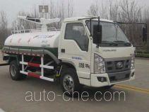 福田牌BJ5075GXW-2型吸污车