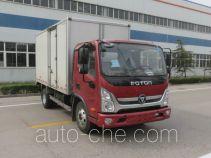 Foton BJ5075XXY-FB box van truck